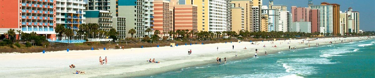 Hotels on Ocean Blvd Myrtle Beach SC